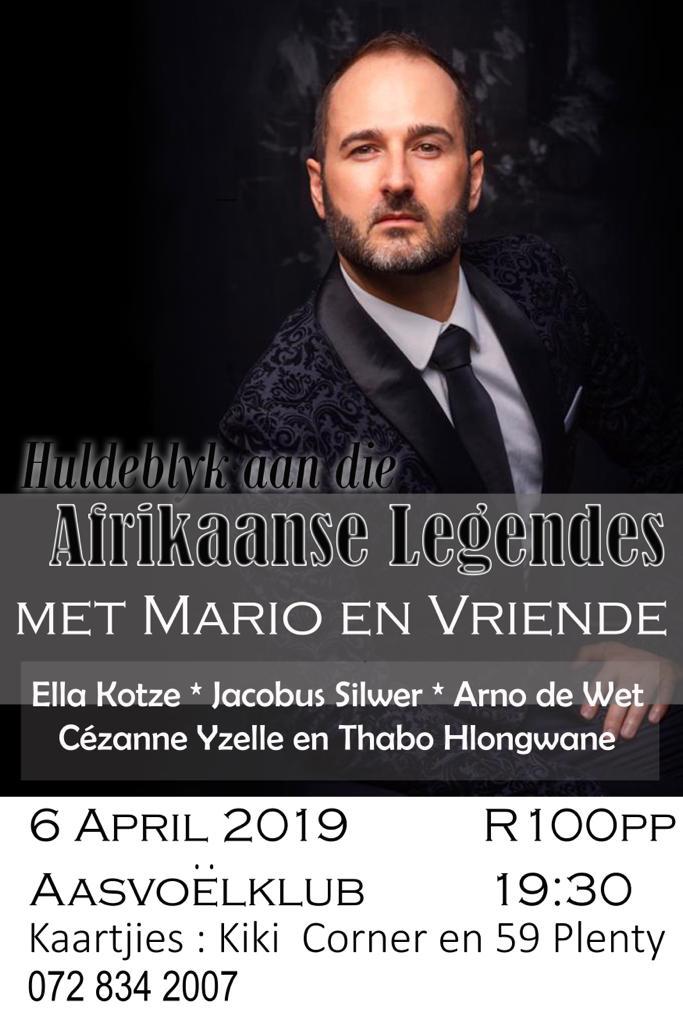Afrikaanse Legendes - 6 April