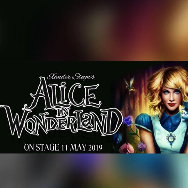 Events - Alice in wonderland