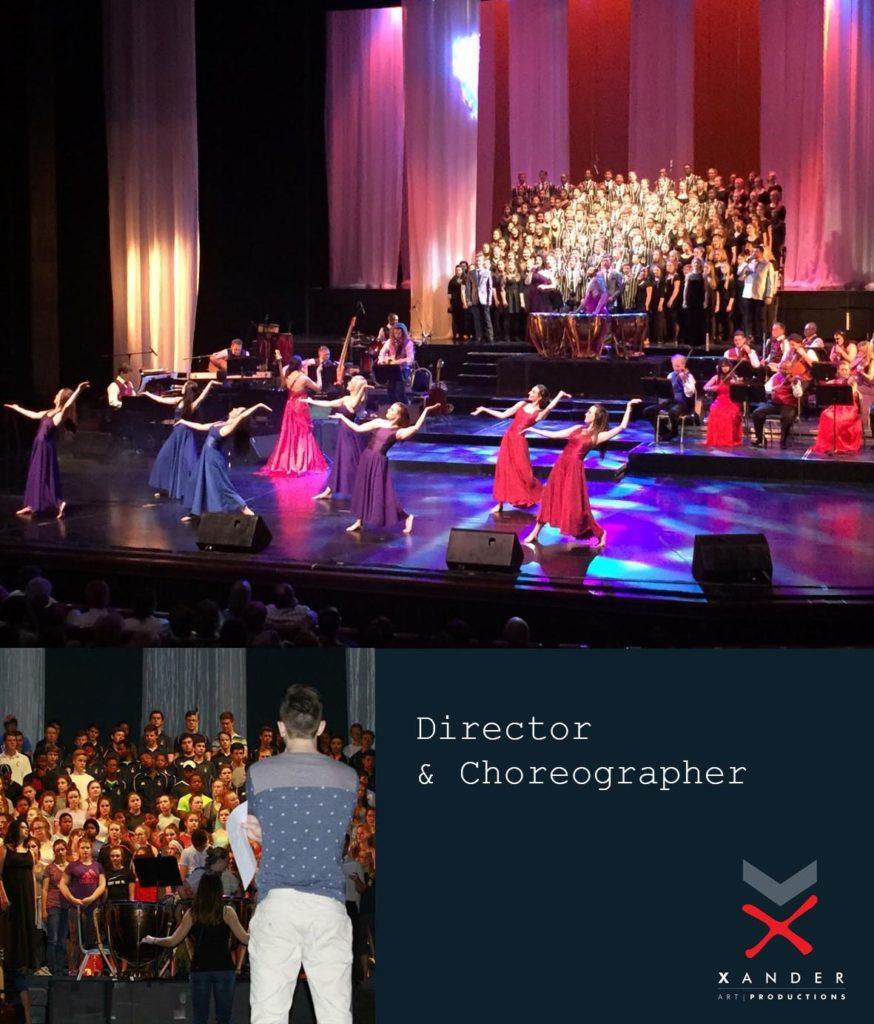 Xander Steyn - Choreographer