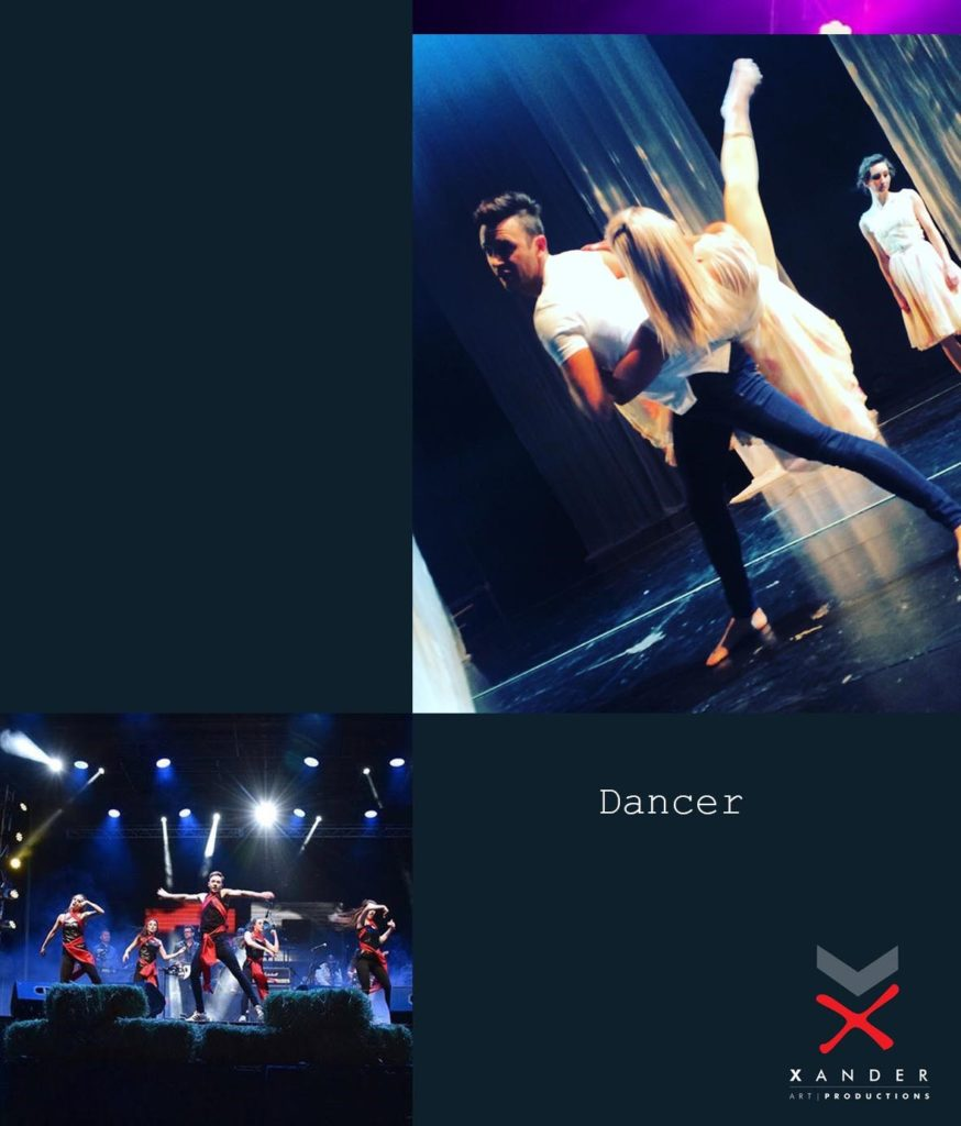 Xander Steyn - Dancer