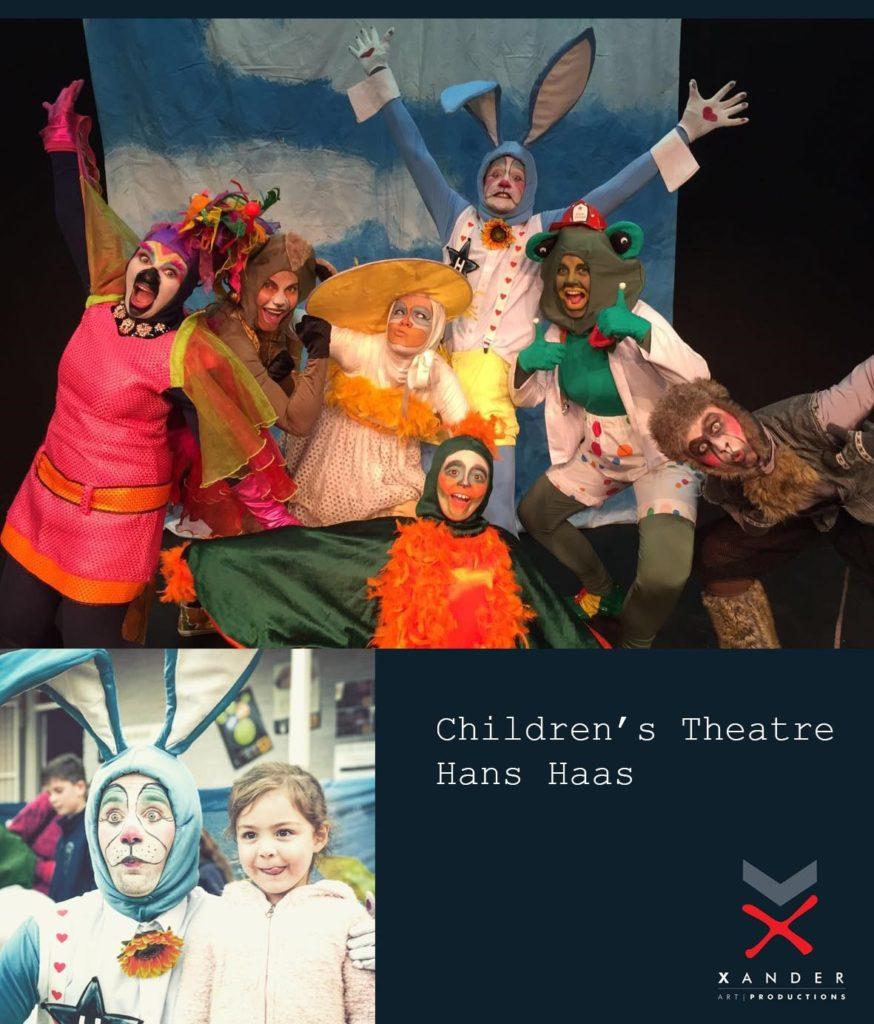 Xander Steyn - Theater