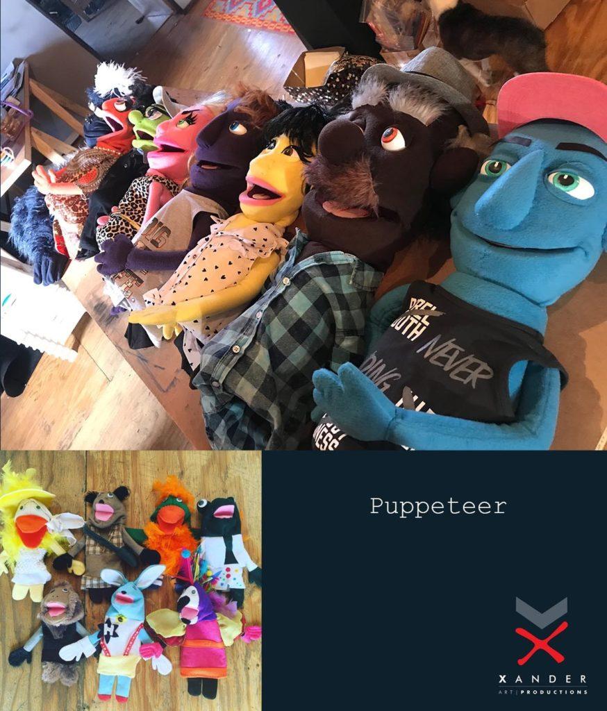Xander Steyn - Puppeteer
