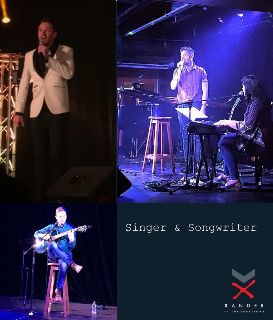 Xander Steyn - Singer