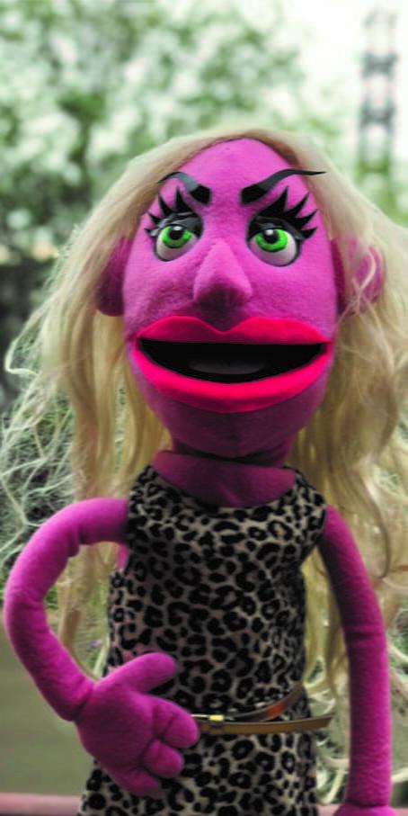 Puppet Park - Britney