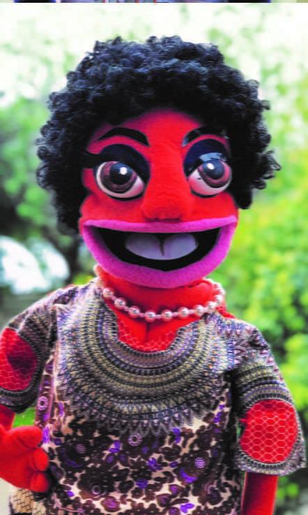 Puppet Park - Mrs Mabanga