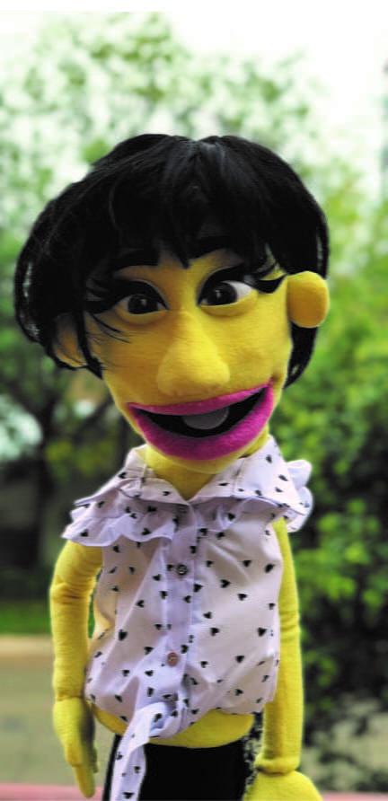 Puppet Park - Mrs Wendy Lee