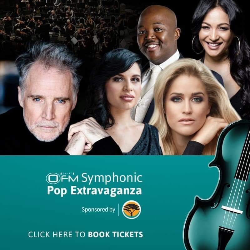 Symphonic Pop Extravaganza - Bloemfontein