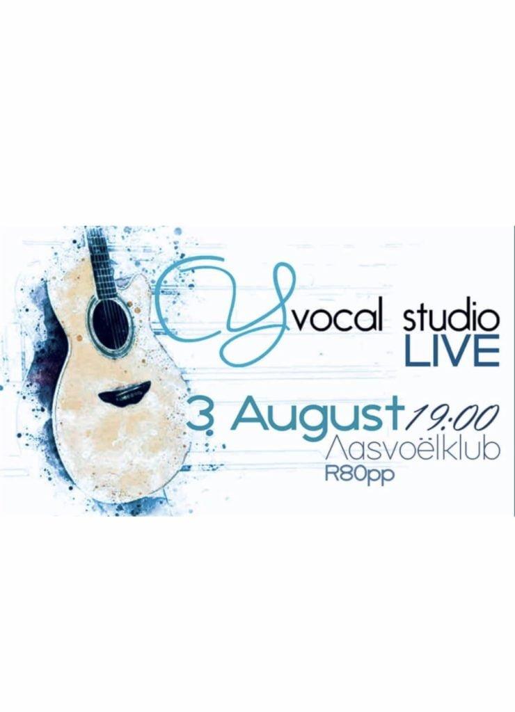 CY Vocal Studio - Live at the Aasvoëlklub