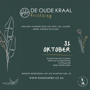 De Oude Kraal Reiskring 31 Oct 2020