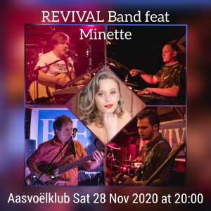 Revival Band Feat Minette