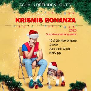 Schalk Bezuidenhout En Vriende se Krismis Vertoning at the Aasvoelklub