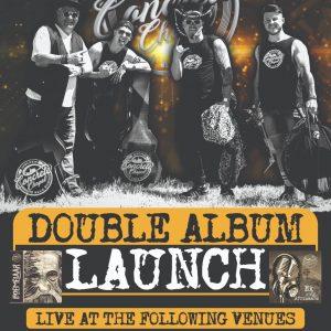 Concrete Chapel Double Album Launch Aasvoelclub